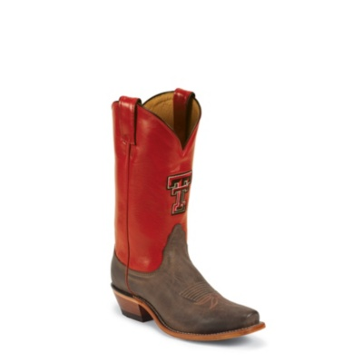 Nocona Texas Tech College Cowgirl Boots. LDTTU22