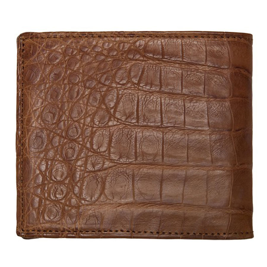 Lucchese Genuine Crocodile Hipster Wallets