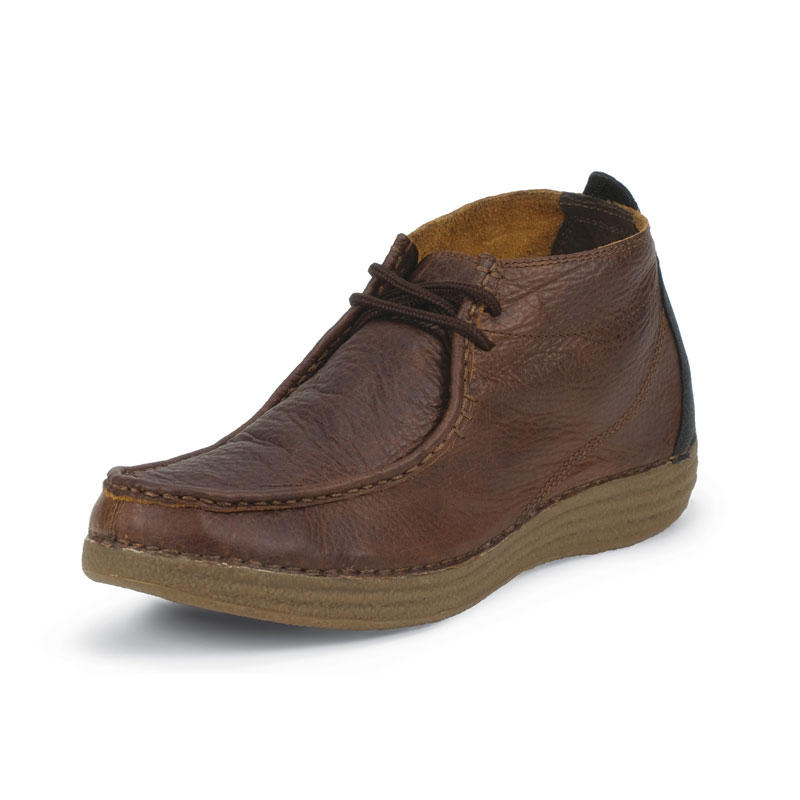 TONY LAMA MEN'S WALNUT FORGE BISON RR3005